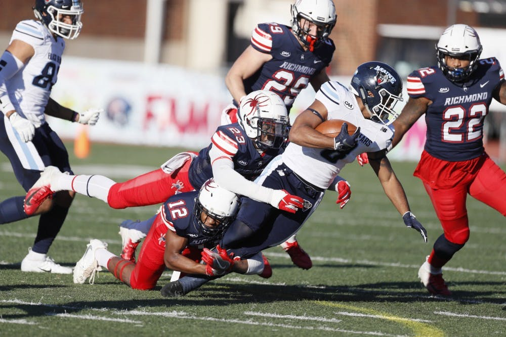 Football loses to University of Maine 28-9 during last ...