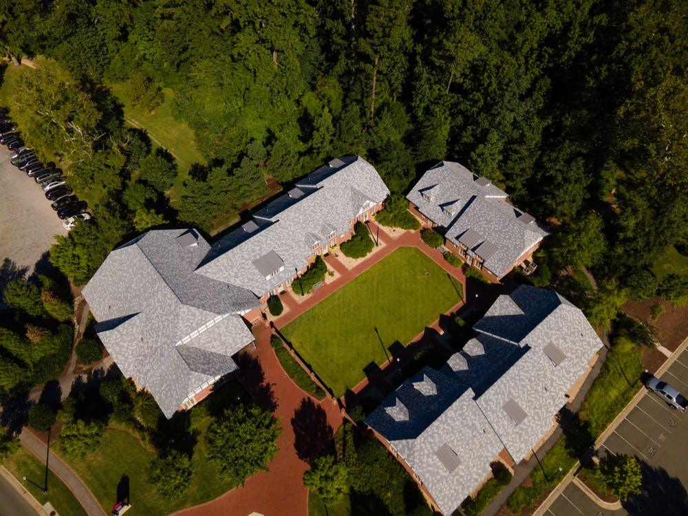 <p>The sorority cottages located on the Westhampton side of campus</p>