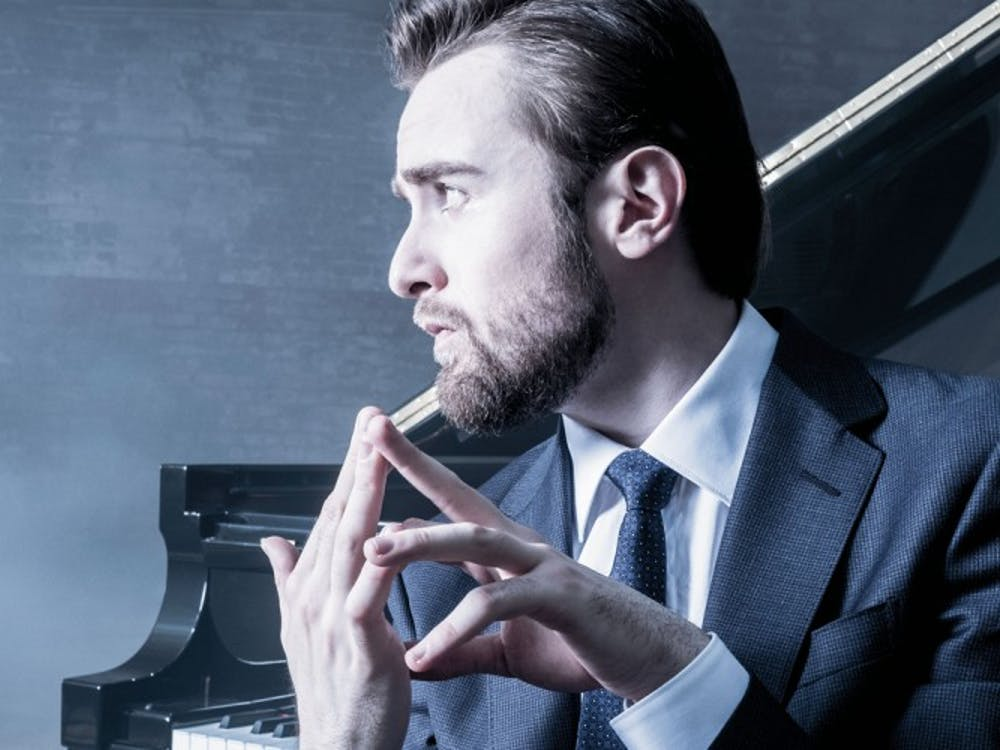 Daniil Trifonov, Grammy-award winning pianist. Image courtesy of Modlin Center for the Arts.