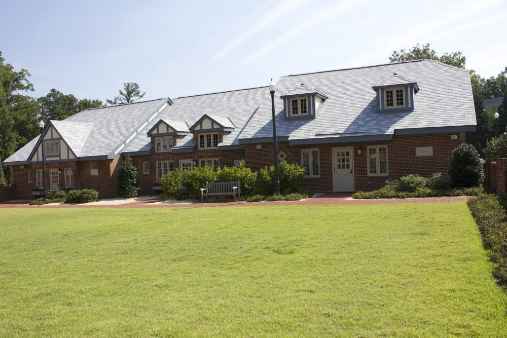 <p>The&nbsp;cottages are non-residential meeting areas for each sorority in the Greek community.</p>