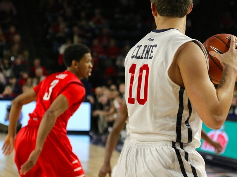 TJ Cline is one of a few Spiders to enjoy preseason acknowledgement as the basketball season approaches.
