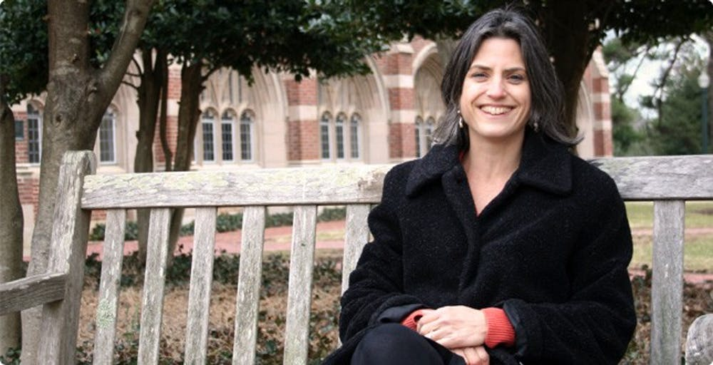 <p>Dr. Laura Browder, American studies professor</p><p>Courtesy of Abby Muthoni</p>