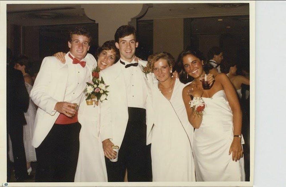 <p><em>Photo courtesy of Sue Dean Dyke, '86.</em></p>