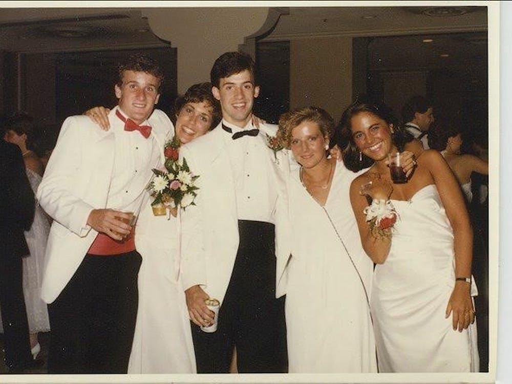 Photo courtesy of Sue Dean Dyke, '86.