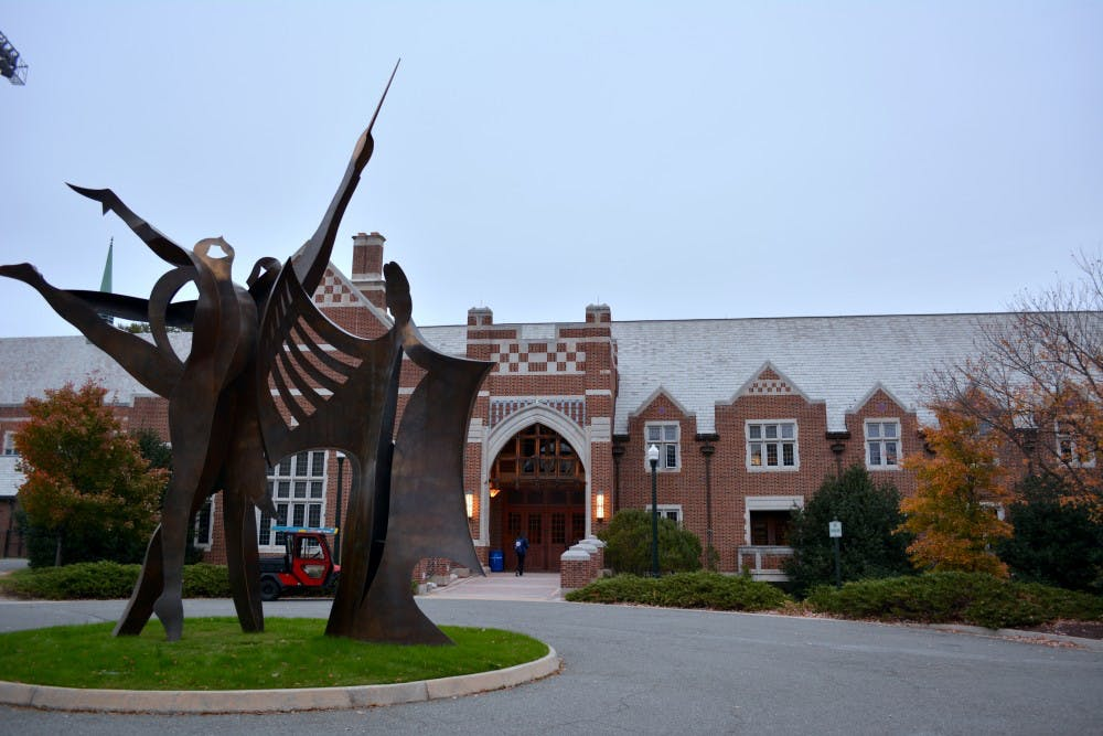 <p>University of Richmond's&nbsp;Modlin Center for the Arts.</p>