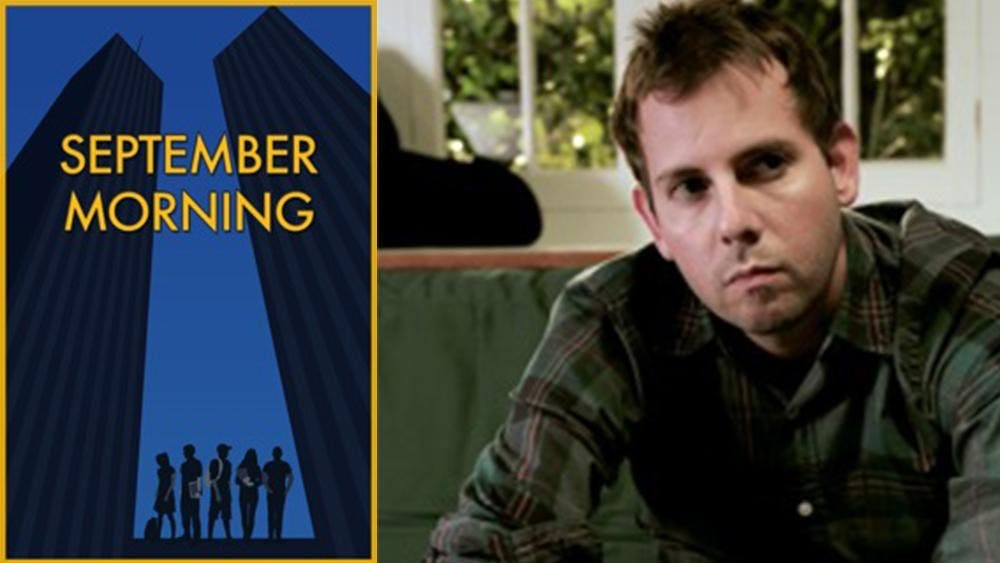 "<p>Ryan Frost, '05, will show his film ""September Morning"" at the Byrd Theater on Monday, Sept. 11.&nbsp;Photo courtesy of University of Richmond's Newsroom page.</p>"