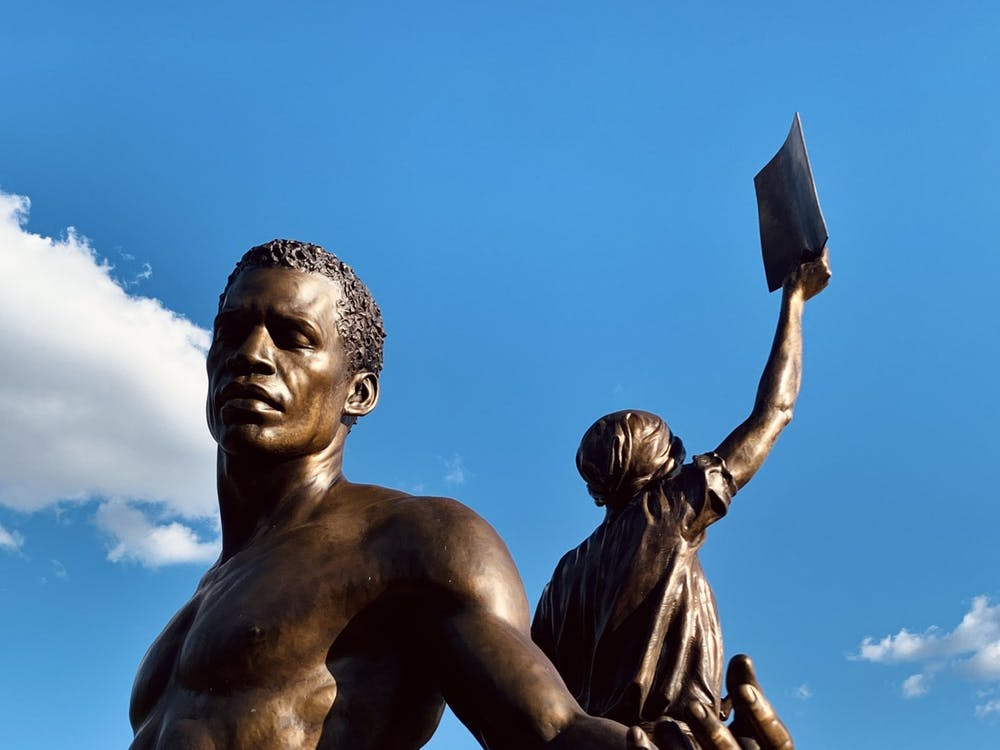 The Emancipation and Freedom Monument