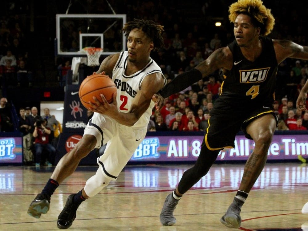 Redshirt junior and starting guard Khwan Fore has been granted release from the University of Richmond men's basketball team.