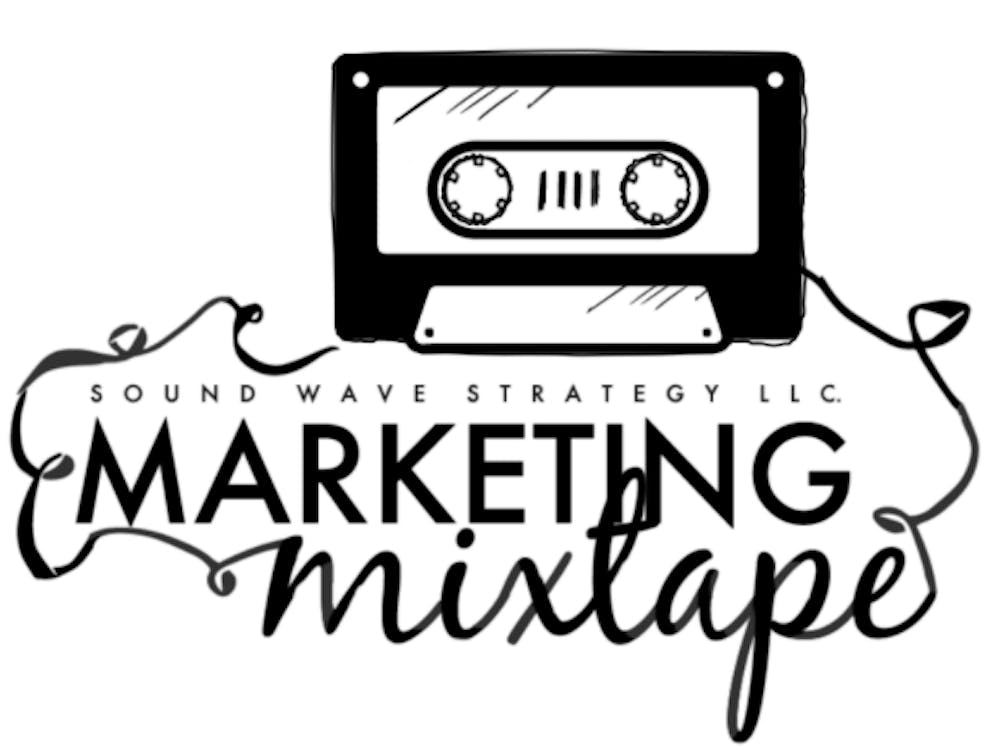 The Marketing Mixtape works with musicians to help them strategically promote their brands. Photo courtesy of The Marketing Mixtape.