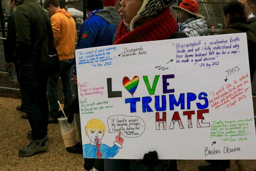 <p>Many Americans have issues with the rhetoric of President Donald J. Trump, and his recent executive orders have garnered harsh criticism.&nbsp;</p>