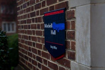 mitchell freeman signage, mini