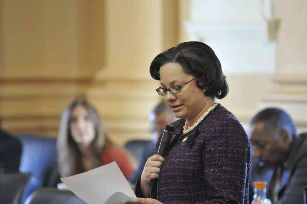 "<p>Virginia Sen. Jennifer McClellan in 2016. <em>Photo courtesy of </em><a href=""http://www.jennifermcclellan.com"" target=""_blank""><em>jennifermcclellan.com</em></a><em>.&nbsp;</em></p>"