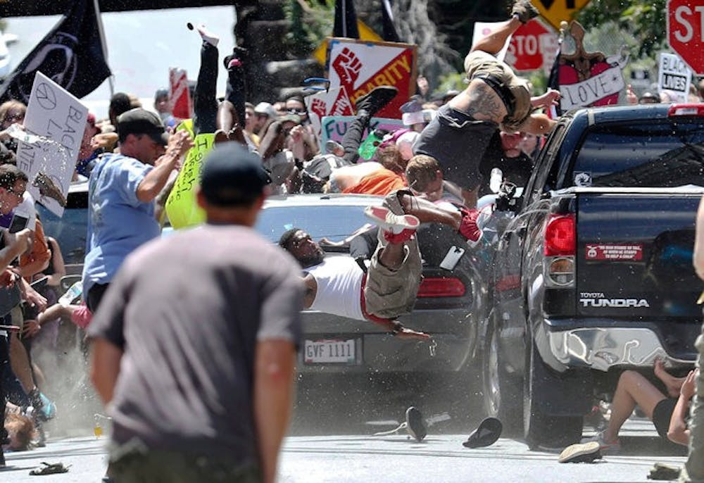 """<p>Photo courtesy of the&nbsp;<a href=""""https://www.nytimes.com/2017/08/13/us/charlottesville-virginia-overview.html?_r=0"""">New York Times</a>.</p>"""