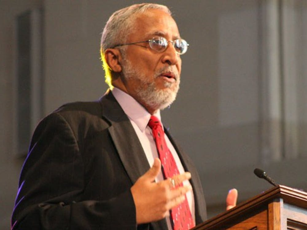 Dr. Oliver W. Hill Jr. addresses current inequality issues.
