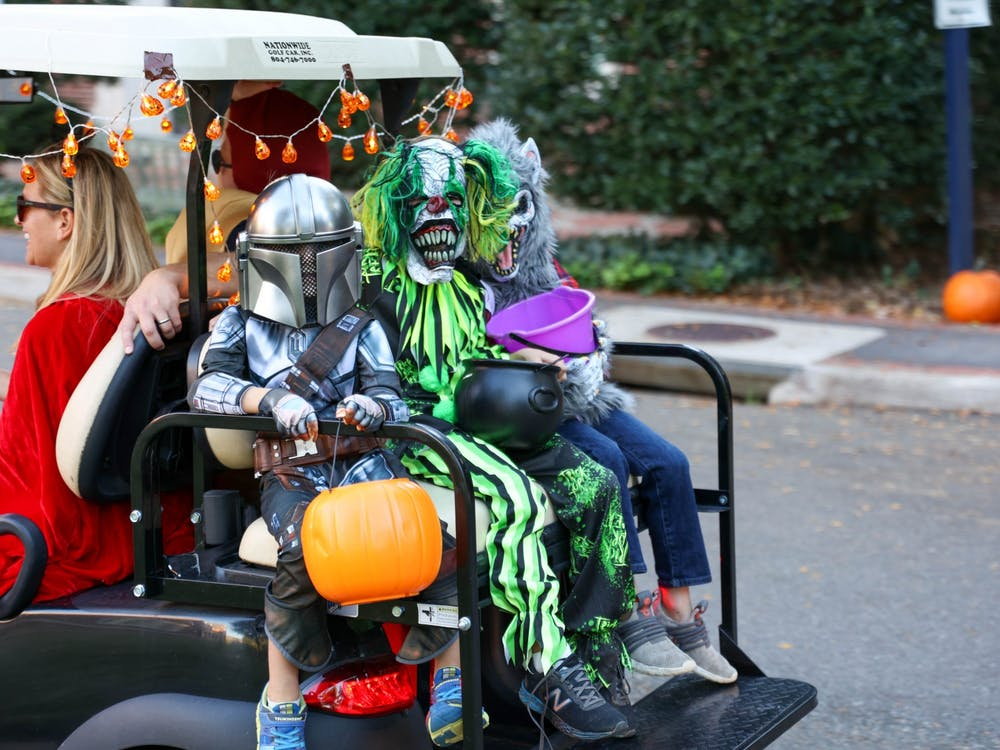 GALLERY: Trick or Treat Street hosts drive-through event for local community