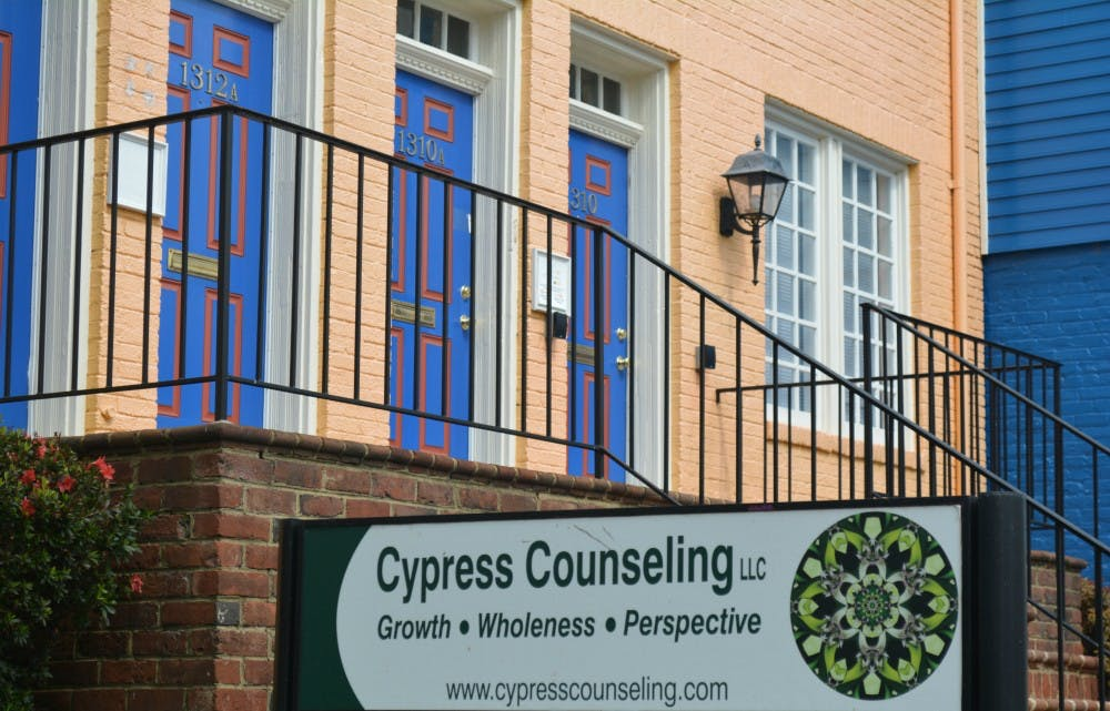 <p>Cypress Counseling, one of several off-campus mental health options for students.</p>