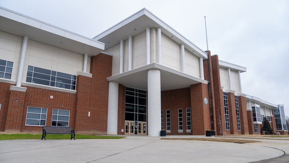 Deep Run High School is located in Henrico County.