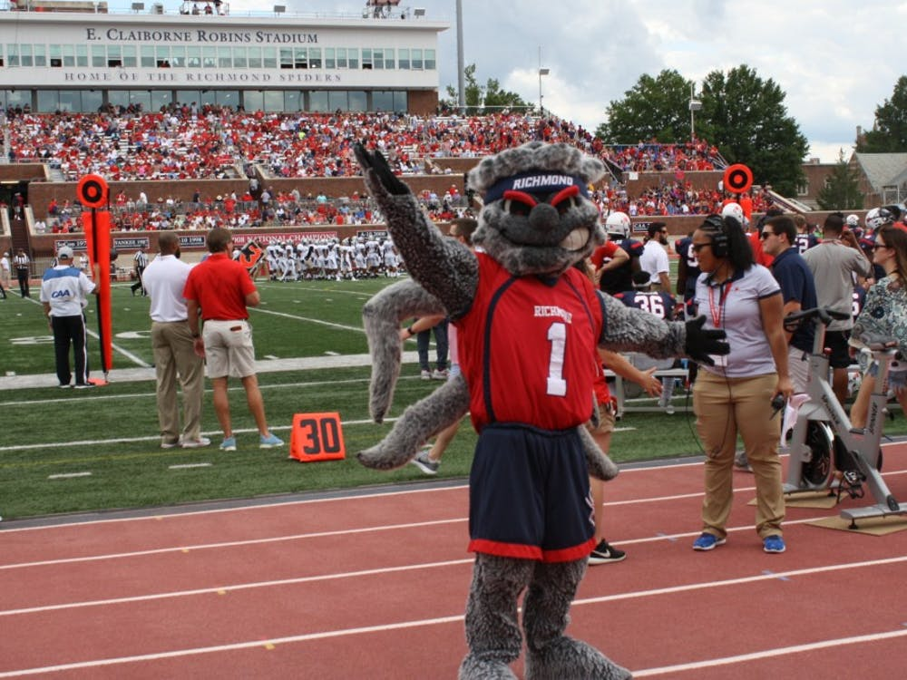 The Richmond Spiders faced off against the Howard Bisons for their first home game of the 2017 season, and came outwith a record-breaking win of 68-21.