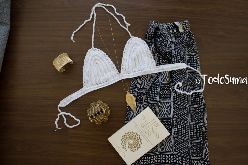<p>These are some of the products made by Todo Suma, a Richmond student's crocheting business.&nbsp;</p>