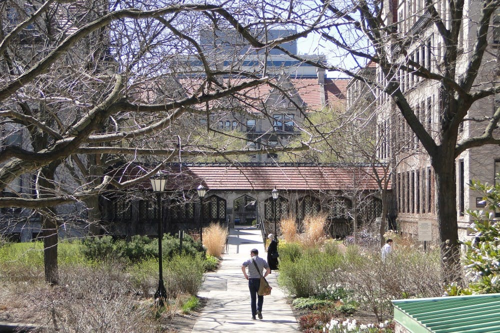 <p>University of Chicago opposed trigger warnings in a welcome letter to students on Aug. 27.</p>