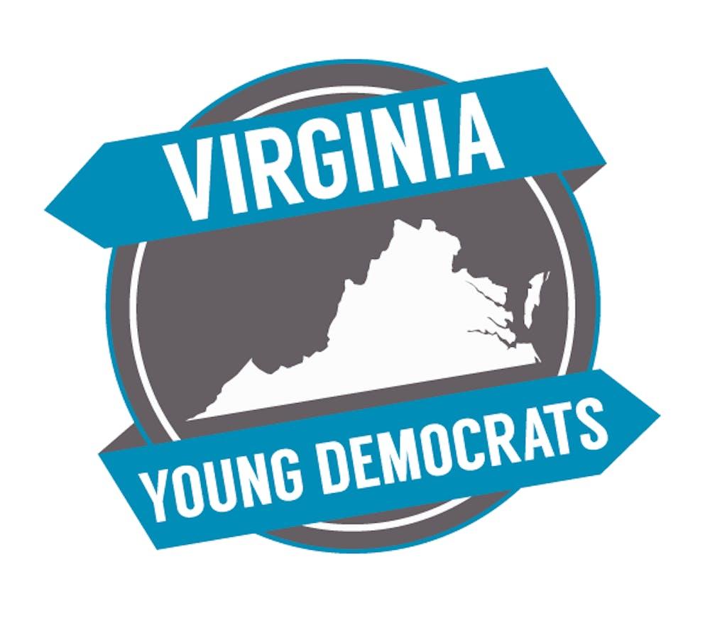 <p>Courtesyof the Virginia Young Democrats</p>
