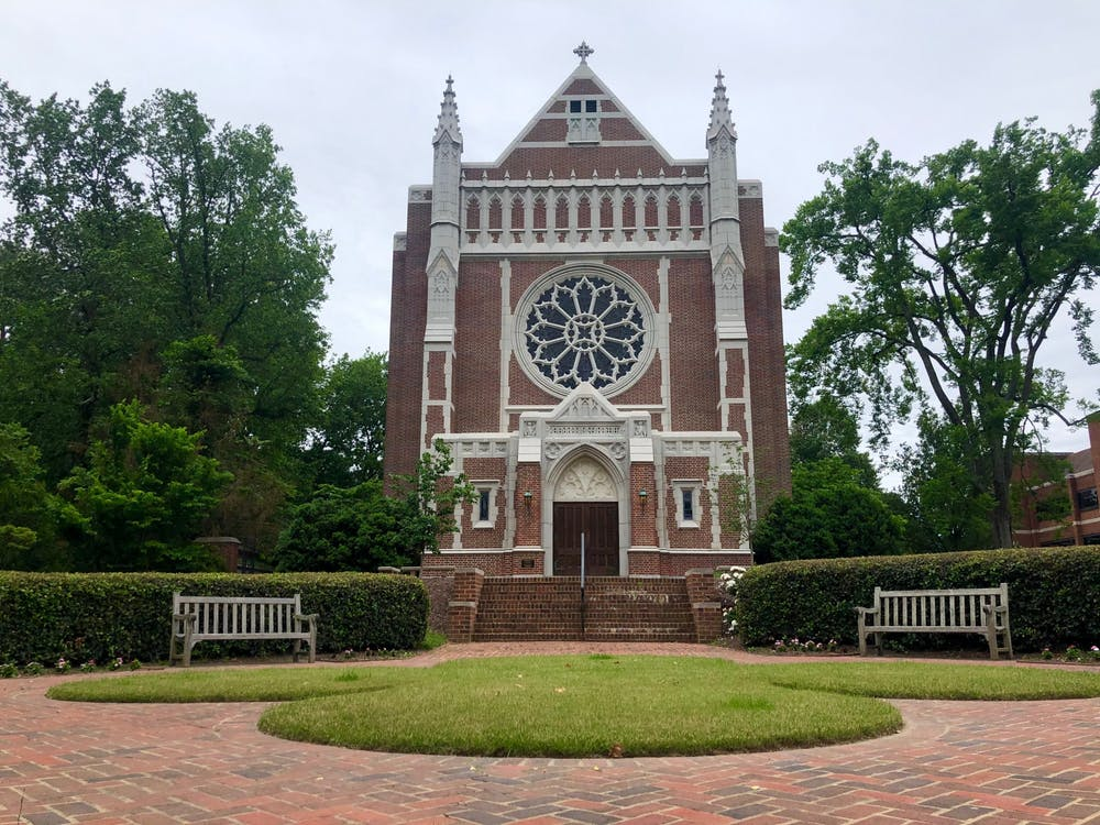 Cannon Memorial Chapel