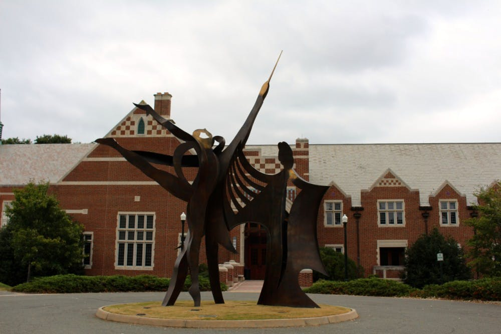 <p>The Modlin Center for the Arts. Photo by Rayna Mohrmann.</p>