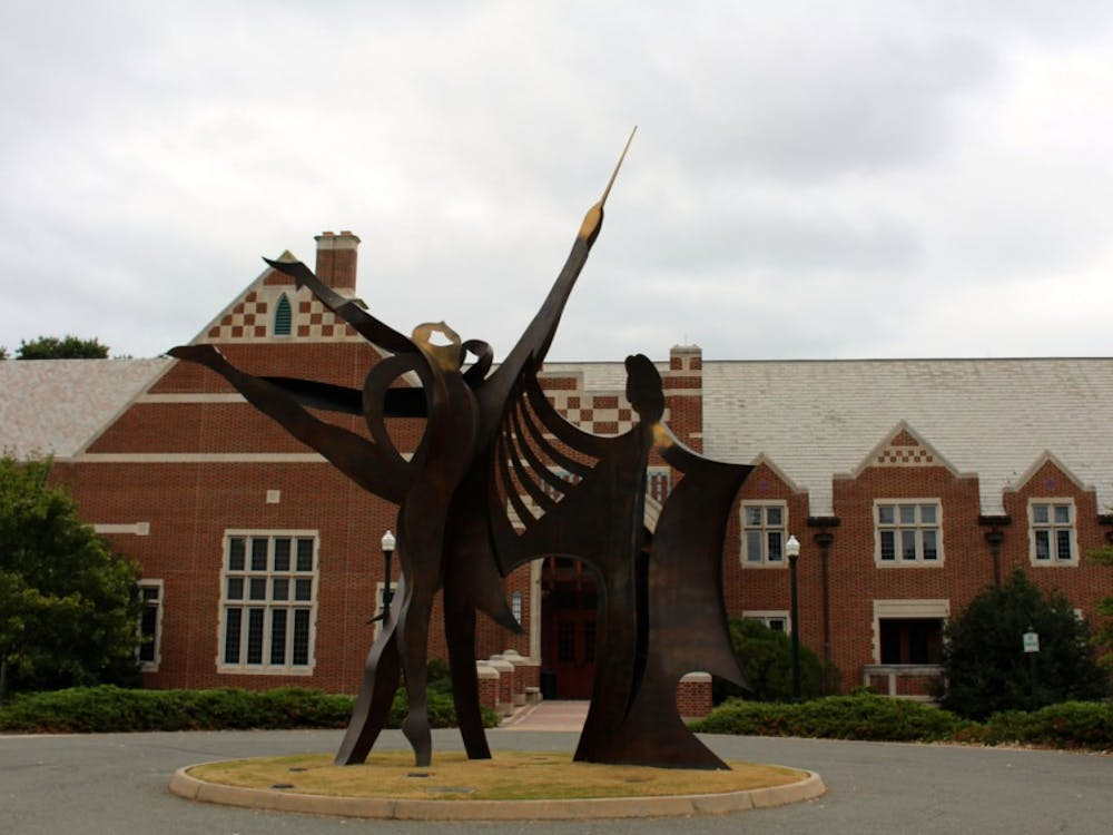 The Modlin Center for the Arts. Photo by Rayna Mohrmann.