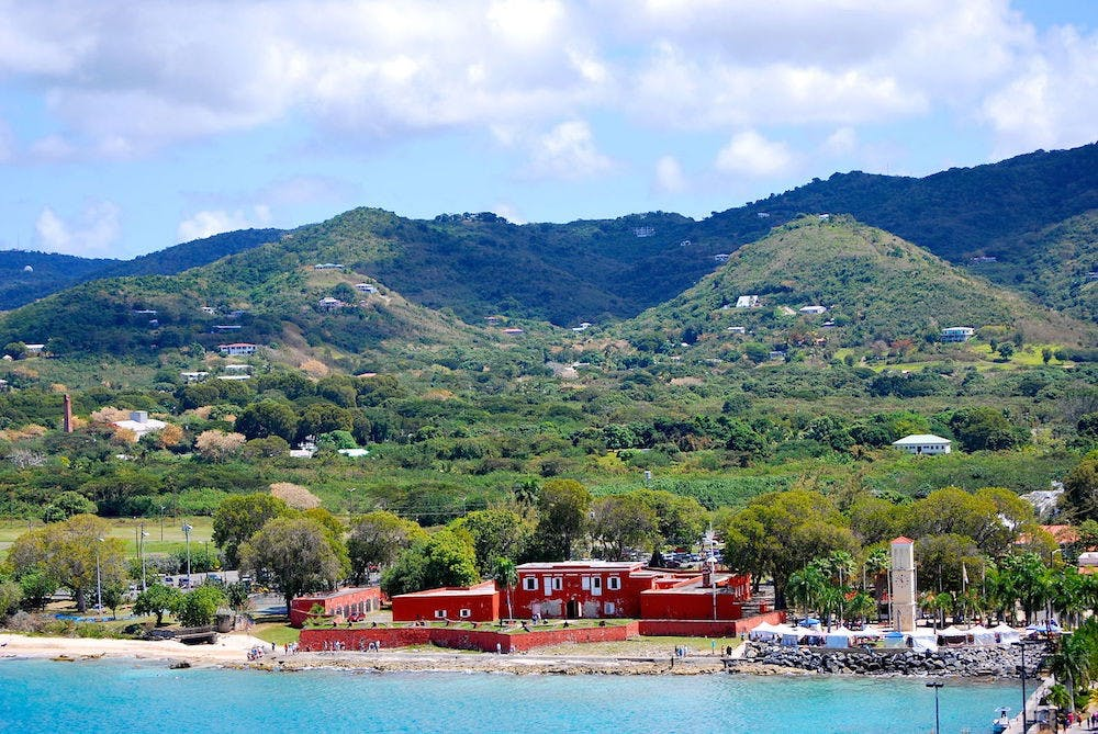 <p>Outside of toFrederiksted,a large town on St. Croix island in the United States Virgin Islands | Matt Wade/Creative Commons</p>