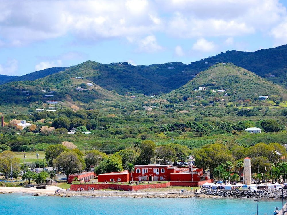 Outside of toFrederiksted,a large town on St. Croix island in the United States Virgin Islands | Matt Wade/Creative Commons