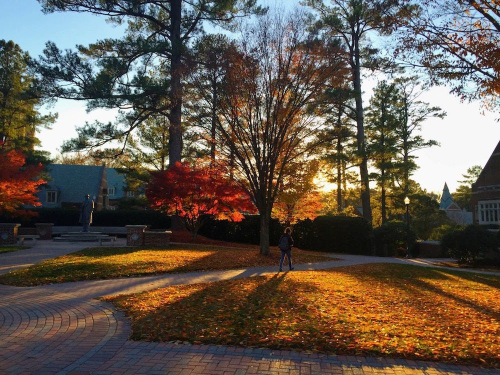 <p>The demand for counseling at CAPS skyrocketed in the fall semester</p>