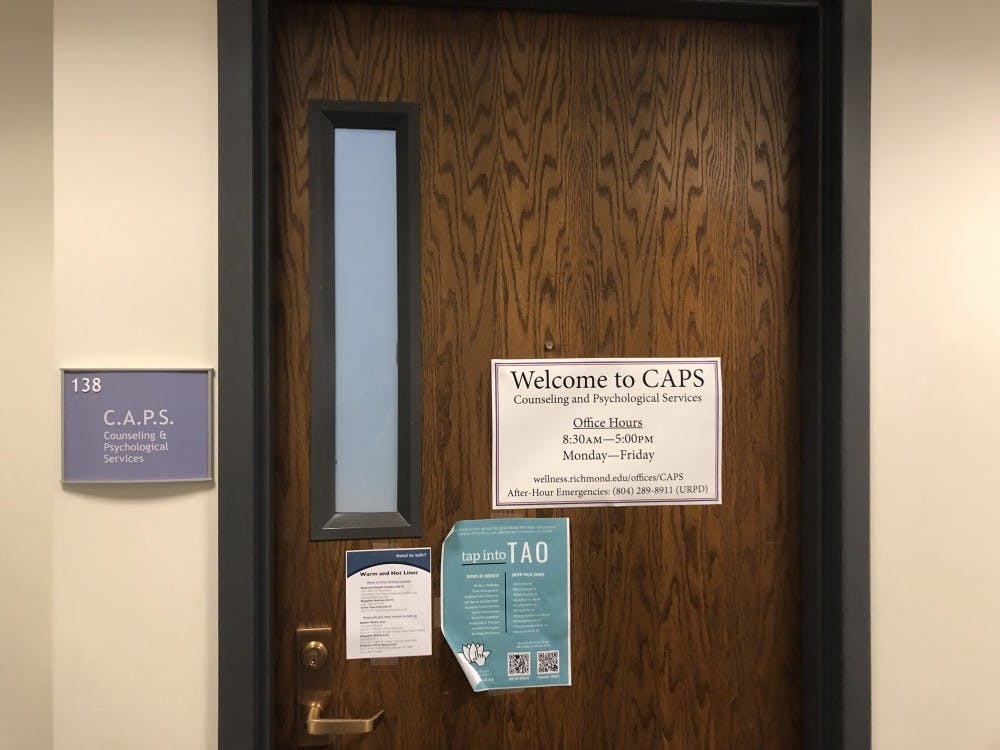 Counseling and Psychological Services is located in Sarah Brunet Hall.