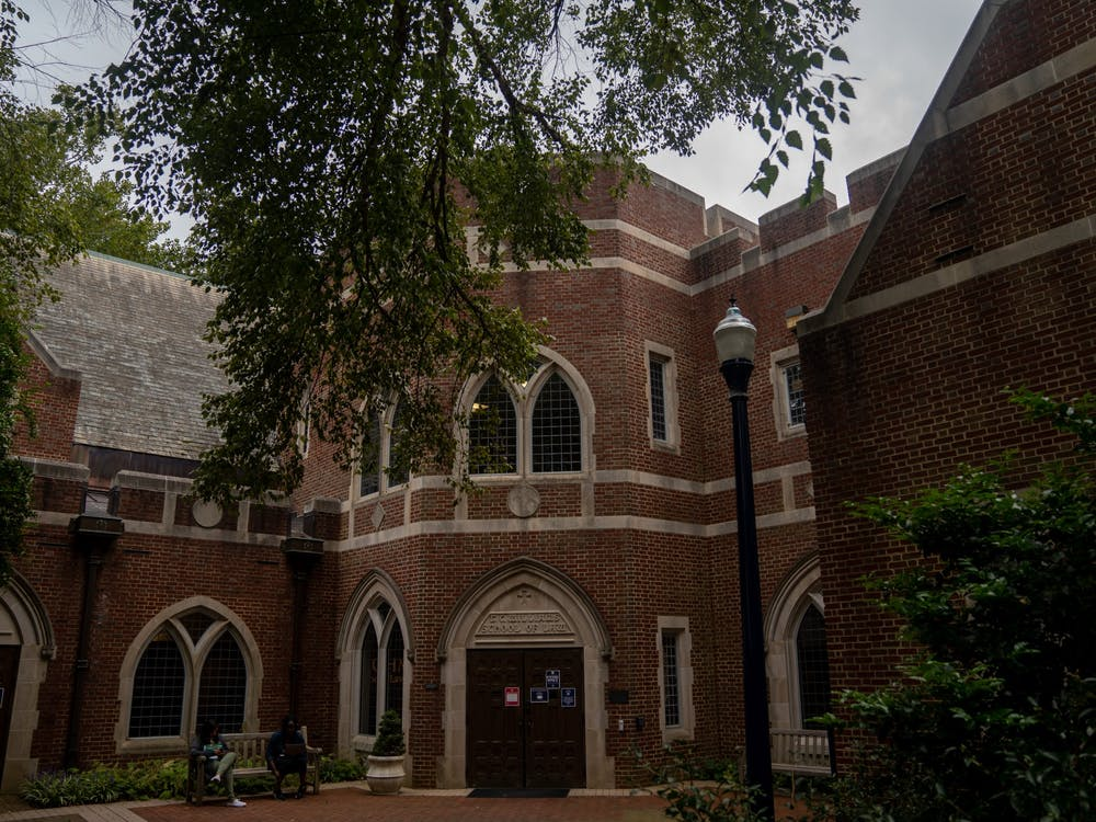 The T.C. Williams School of Law at the University of Richmond.