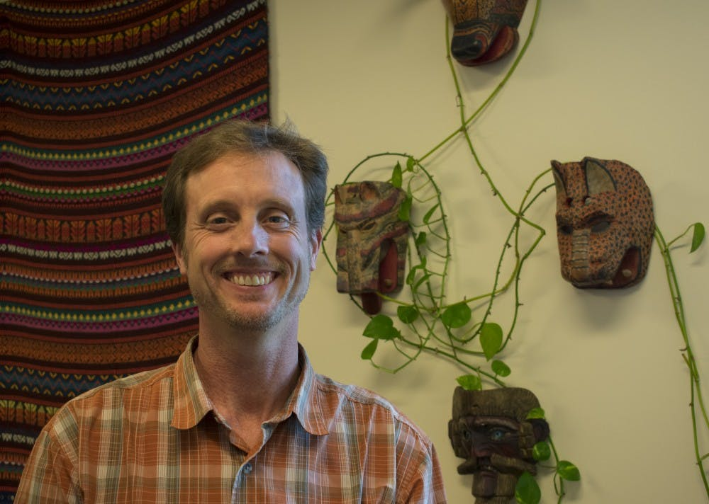 <p>David Salisbury, associate professor of geography and the environment, will take a group of his nine students on an all-expenses paid trip to Chile for fall break.&nbsp;</p>