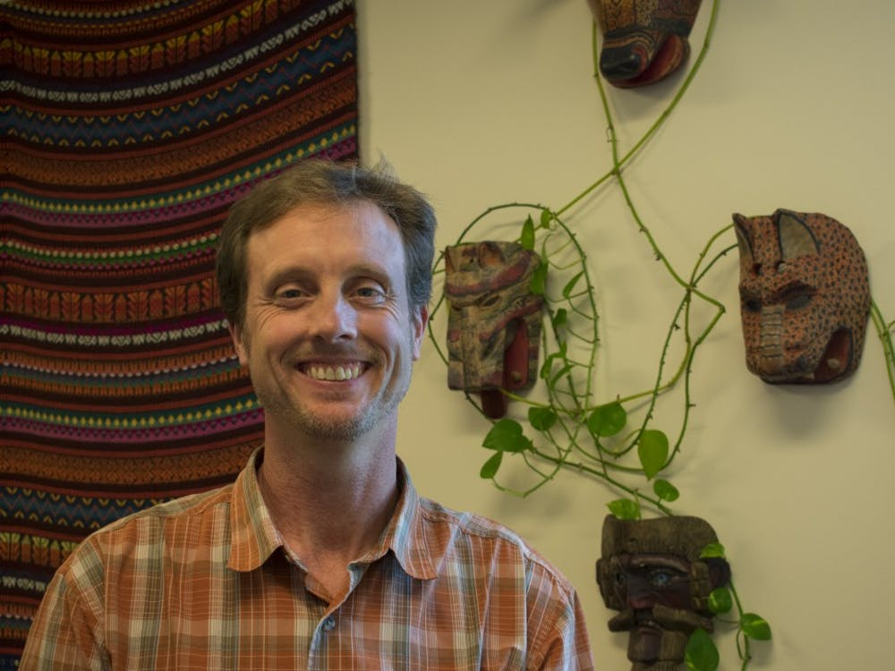 David Salisbury, associate professor of geography and the environment, will take a group of his nine students on an all-expenses paid trip to Chile for fall break.