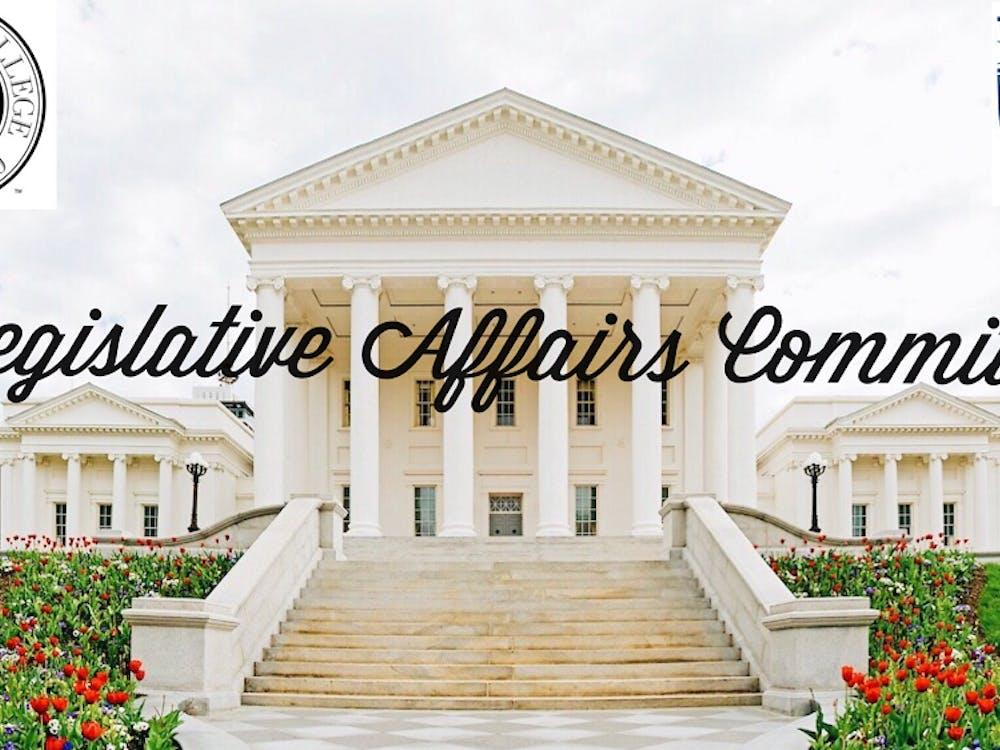 RCSGA is piloting a Legislative Affairs Committee to pursue students interests at the state legislature.