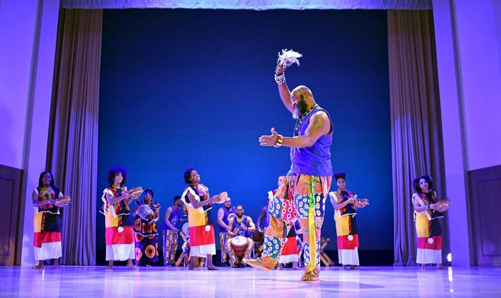 """<p>Photo courtesy of Ngoma African Dance Company Facebook <a href=""""https://www.facebook.com/ngomadanceur/"""" target=""""_self"""">page</a>.</p>"""