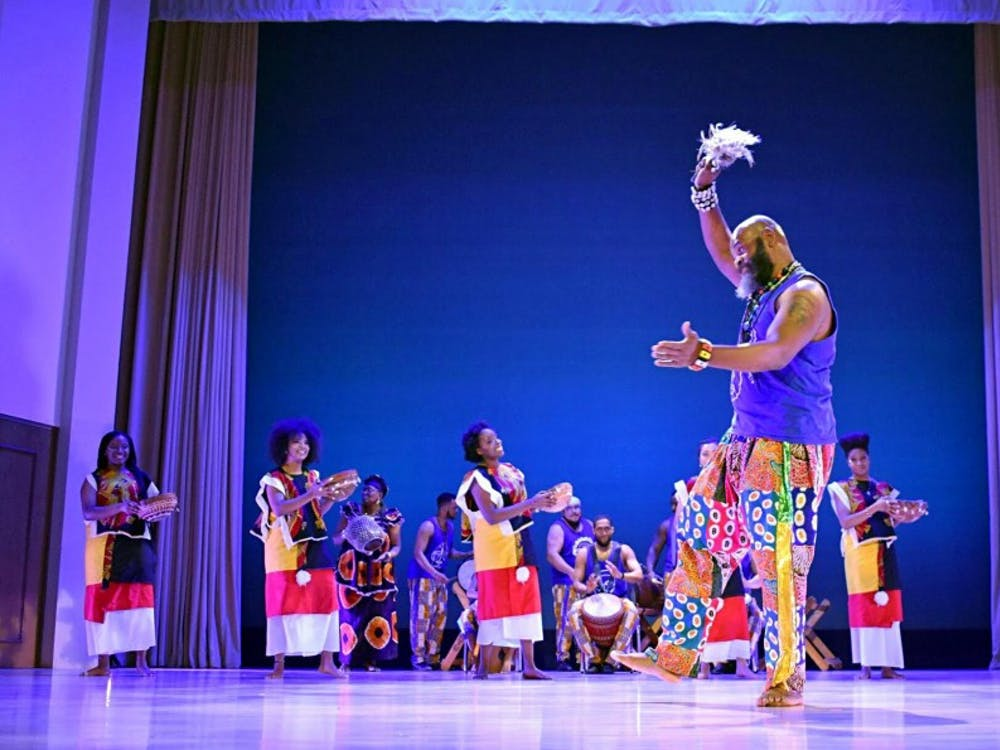 Photo courtesy of Ngoma African Dance Company Facebook page.