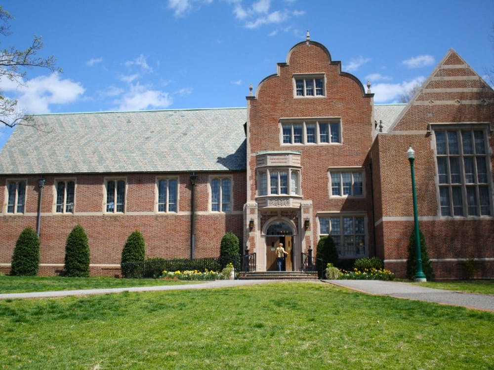 Sarah Brunet Hall currently houses the Center for Sexual Assault Prevention and Response.
