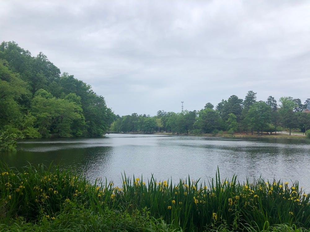 <p>Westhampton Lake</p>