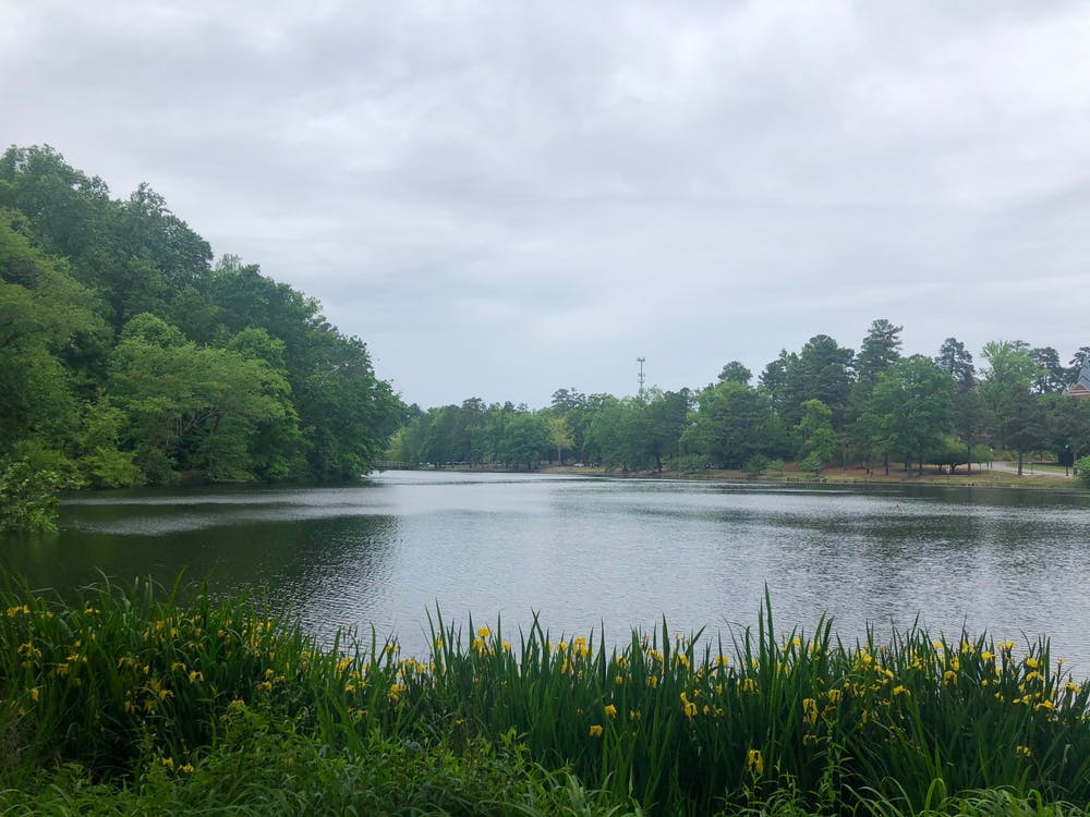 Westhampton Lake