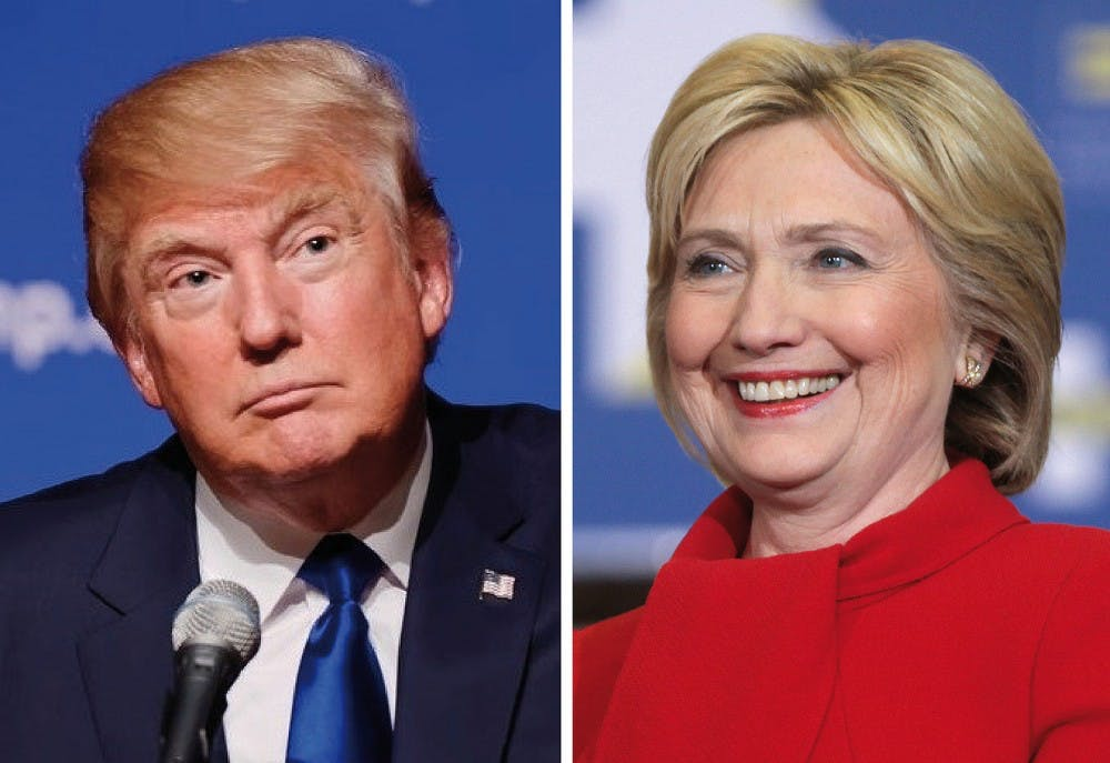 <p>Trump's performance in Monday's debate proved his temperament is no match for the presidency.</p>