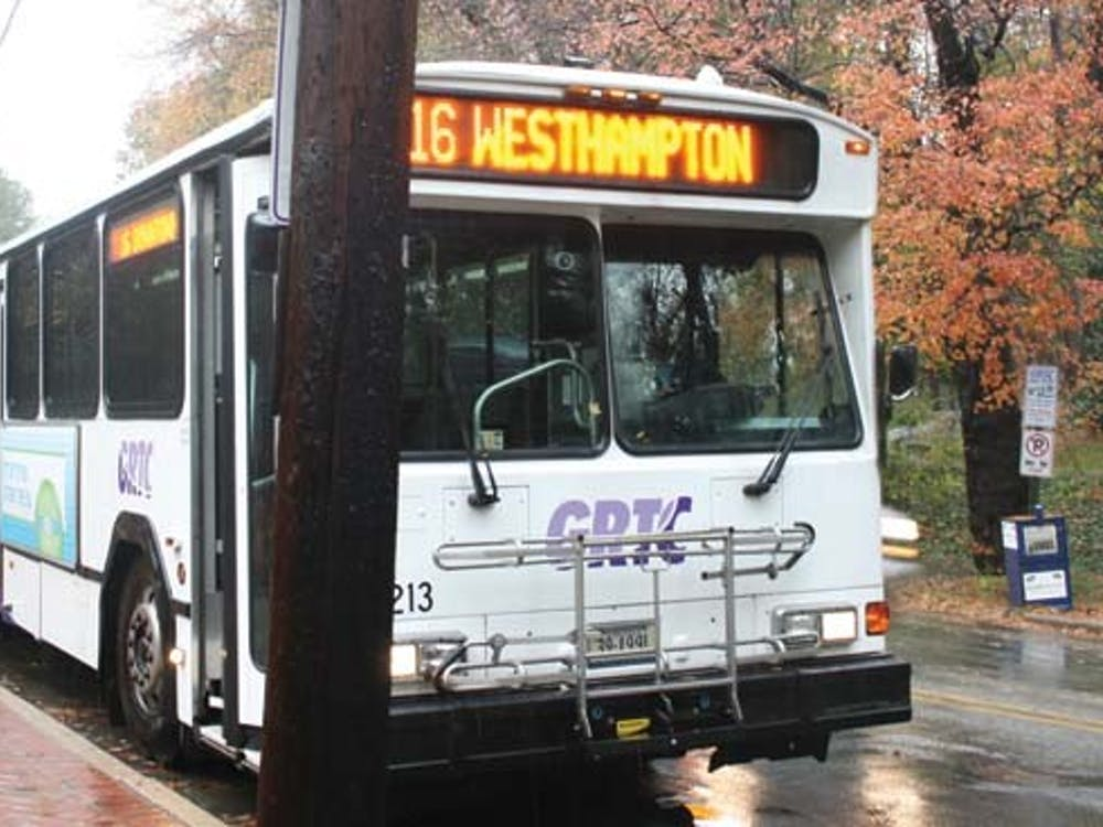 City Council voted to cut back number of buses pass University of Richmond.