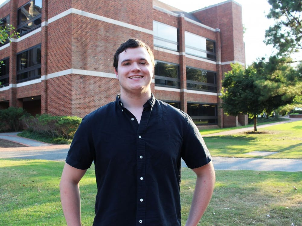 "Eric Bossert is the writer behind ""Ask Eric,"" The Collegian's advice column."