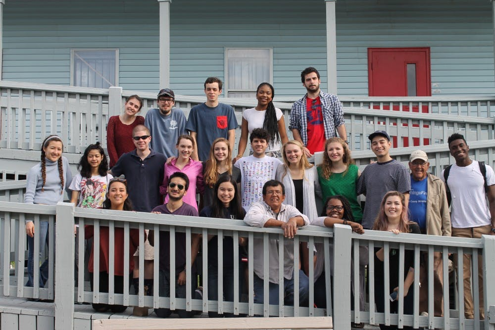 <p>SEEDS students took a trip to Louisiana during spring break of 2016.&nbsp;</p>