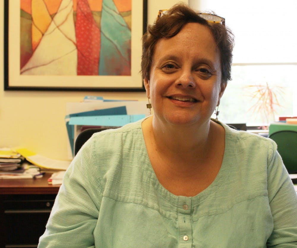 Lisa Miles is the head coordinator for the first-generation student program, Spider Firsts.