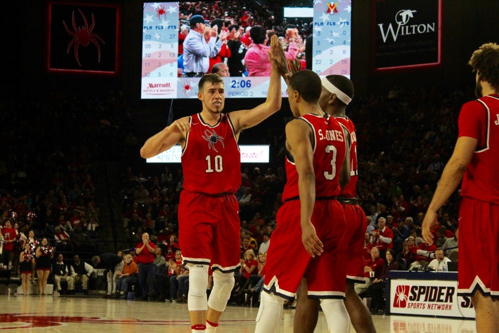 <p>T.J. Cline and ShawnDre' Jones could play in their final college game tonight against Alabama.</p>