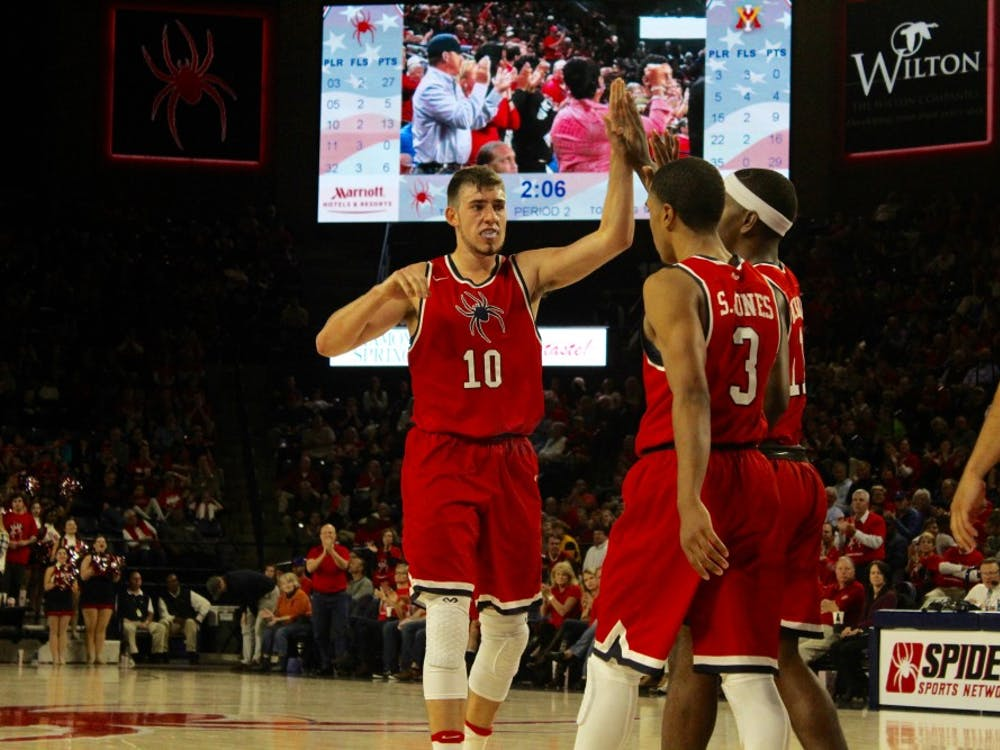 T.J. Cline and ShawnDre' Jones could play in their final college game tonight against Alabama.