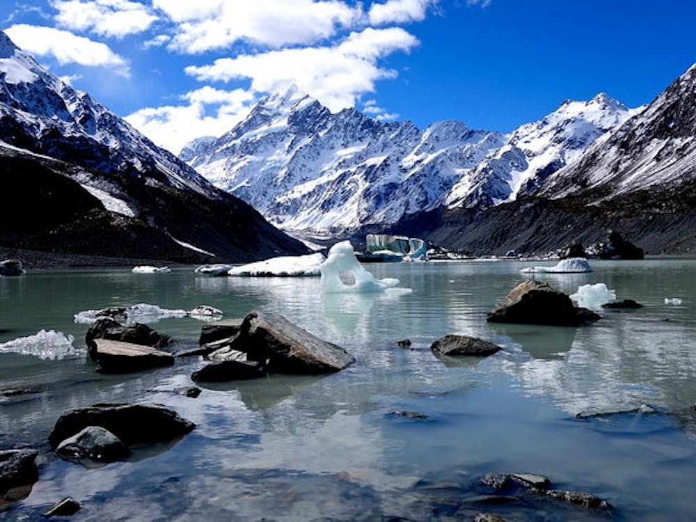 "Alyssa Boisvert's photo ""Limitless,"" which she took at Mount Cook National Park, New Zealand."