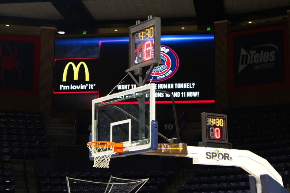 <p>Many rule changes, including a decreased shot clock in the men's game, will be in effect on Friday when the basketball season starts.&nbsp;</p>